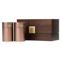 小罐茶 茶叶 鉴赏款老白茶 特级白毫银针茶 限量臻品茶叶礼盒2罐组合80g