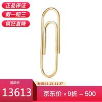 蒂芙尼Tiffany & Co 18k金 书签 回形针预售35917179 6.4cm