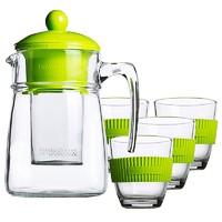 Luminarc 乐美雅 钢化玻璃茶具套装 5件套