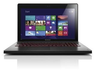 Lenovo 联想 ideaPad系列 Y510p 15.6英寸 笔记本电脑 酷睿i5-4200M 6GB 8GB SSD+1TB HDD GT 750M 深黑色