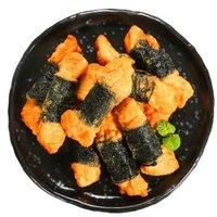 上鲜 日系海苔鸡肉卷 1kg  *6件