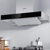 小编精选:828A+301A 欧式830Pa大风压套装,大风压、大吸力拢烟!