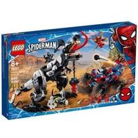 LEGO 乐高 超级英雄系列 76151 毒液暴龙伏击