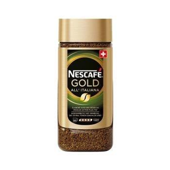 Nestlé 雀巢 金牌速溶黑咖啡  200g *2件