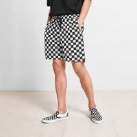 Vans 范斯VN0A3W4V705 男子梭织短裤