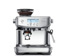 SAGE The Barista Pro系列 SES878BSS4EEU1 意式咖啡机 银色