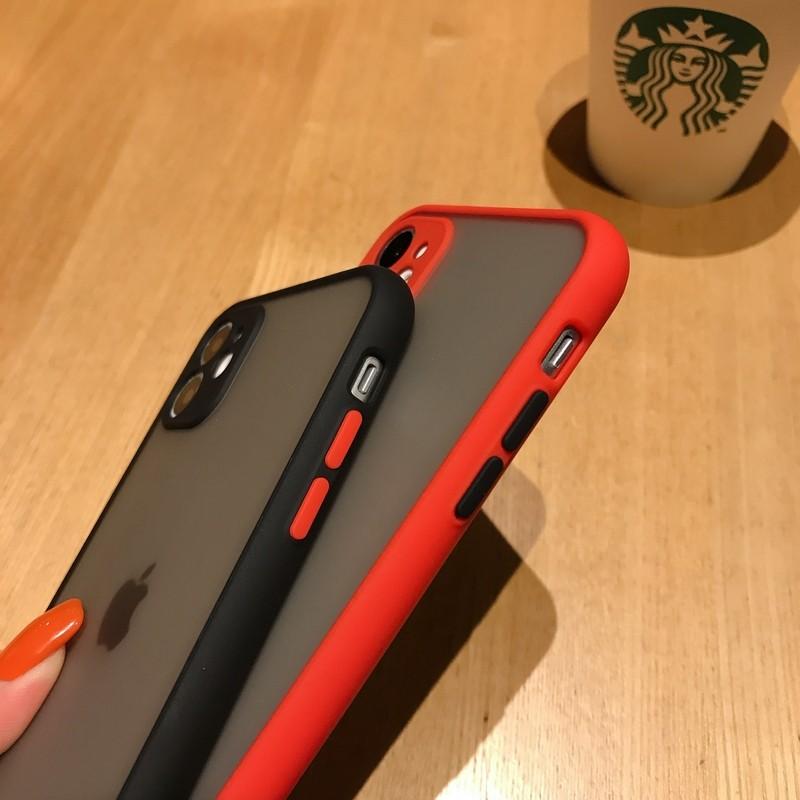 明宏智 苹果系列 简约硅胶手机壳