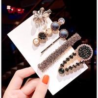 珠柚  2020109 珍珠发夹