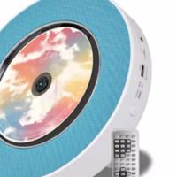 PANDA 熊猫 cd-66 壁挂式DVD播放器 蓝色