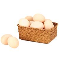 京东PLUS会员:喜逢客 农村生态土鸡蛋 10枚 *4件