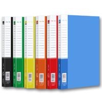上汇 6341 pp文件夹 A4 1个 颜色随机