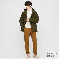 UNIQLO 优衣库 430350 男女款直筒工装长裤