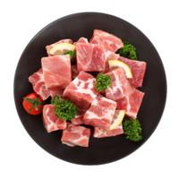限上海:龙大肉食 猪肋排块 500g*2份 + 猪后腿肉 500g*8份