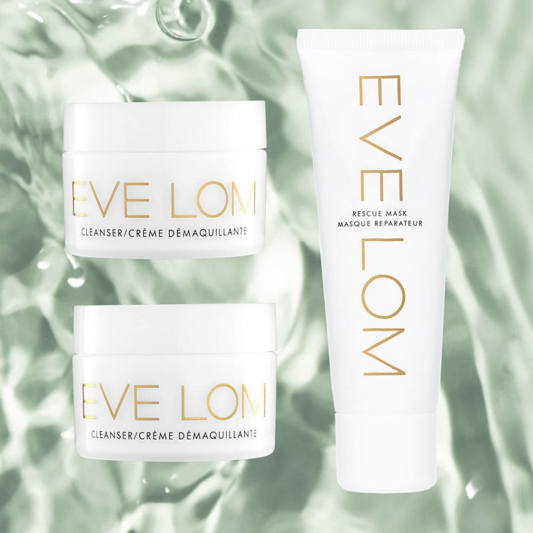 26日10点、考拉海购黑卡会员 : EVE LOM 皮肤护理套装(洁颜霜20ml*2瓶+急救面膜50ml)