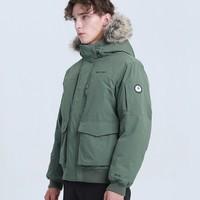 暖爱季、历史低价:Marmot 土拨鼠 V81673 男士羽绒大衣