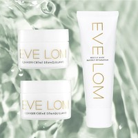 EVE LOM 皮肤护理套装(洁颜霜20ml*2瓶+急救面膜50ml)