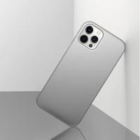 YANXUAN 网易严选 智造 iPhone12系列 空气感超薄手机壳 *4件
