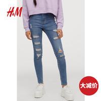 H&M 0621381 女款牛仔裤