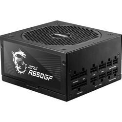 MSI 微星 MPG A650GF 额定650W 全模组电脑电源(80PLUS金牌/十年质保/全日系电容)