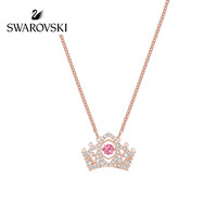 SWAROVSKI 5510986 BEE A QUEEN 瑰丽皇冠项链