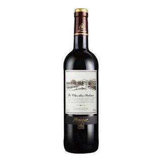 罗莎 克罗斯干红葡萄酒 750ml *6件