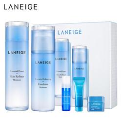 兰芝 LANEIGE 水库凝肌水乳护肤品套装礼盒 5件套