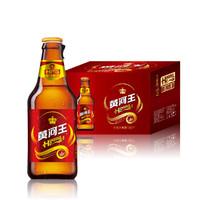 黄河啤酒 黄河王10度 500ml*12瓶 *3件