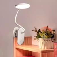 nvc-lighting 雷士照明 充电式调光夹子台灯 *3件