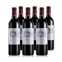 88VIP:LAFITE 拉菲 凯萨天堂 干红葡萄酒 750ml*6支