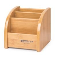 Glosen 金隆兴 C2021 木纹桌面收纳盒 两色可选