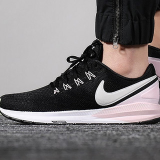 NIKE 耐克 W AIR ZOOM STRUCTURE 22 AA1640 女子跑步鞋 *2件