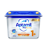 疯狂星期三、考拉海购黑卡会员:Aptamil 爱他美 白金双重HMO幼儿配方奶粉 1+段  800g