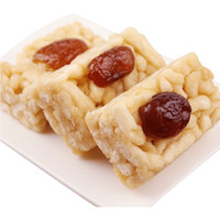 京东PLUS会员:福瑞达 传统沙琪玛 蜜枣味 1斤 *5件