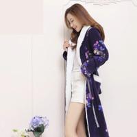 御庭 YP18126 珊瑚绒睡袍