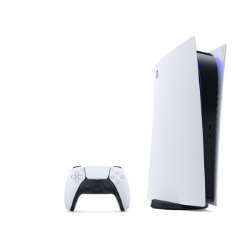 SONY索尼 PlayStation 5 PS5 游戏主机 日版游戏机 8K高清 新款 PS5 数字版 现货