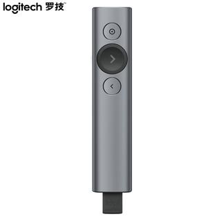 Logitech 罗技 Spotlight 无线演示器 灰色