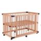 Faroro日本婴儿床实木宝宝床多功能拼接大床带滚轮新生儿bb床 1966元