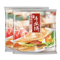 嘉安 原味加大加厚手抓饼 20片