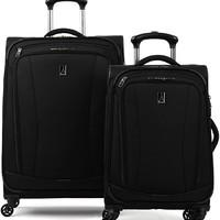 Travelpro TourGo 软边拉杆行李箱套装 20 英寸和 25 英寸
