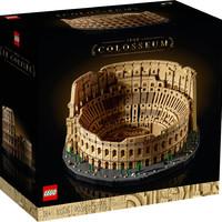 LEGO 樂高 創意百變高手系列 10276 羅馬斗獸場