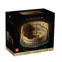 积木之家、小编精选、新品发售:LEGO 乐高 创意百变高手系列 10276 罗马斗兽场