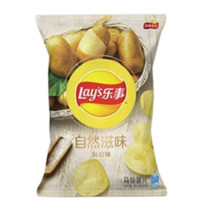 Lay's 樂事 自然滋味 馬鈴薯片 海鹽味 65g*5包