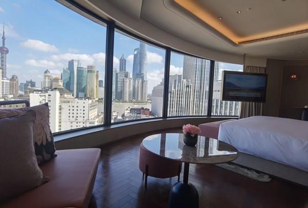 不是悦榕庄!不是艾迪逊!不是威斯汀!你猜这是上海哪家酒店?
