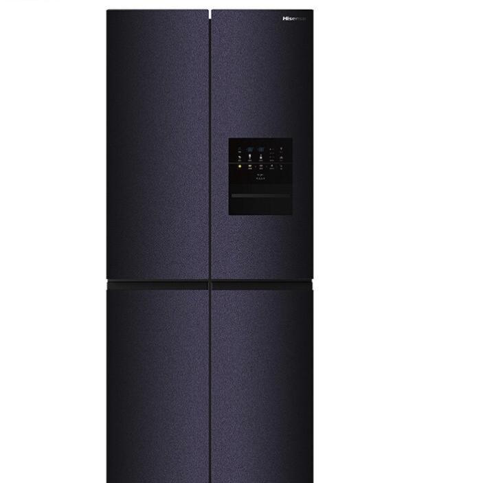 20日0点 : Hisense 海信 BCD-452WMK1DPQ 变频十字对开门冰箱 452L