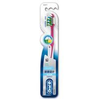 Oral-B 欧乐-B 牙龈专护 活力按摩牙刷 单支装 *10件
