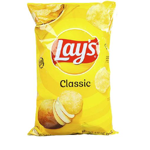 Lay's 樂事 薯片 原味 184.2g
