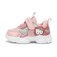 Hello Kitty 凯蒂猫 女童二棉跑步运动鞋