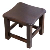 穆斯塔 实木凳子 换鞋凳