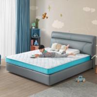 1日0点、历史低价:KUKa 顾家家居 DK.M0058 儿童乳胶椰棕组合弹簧床垫1.2-1.8m
