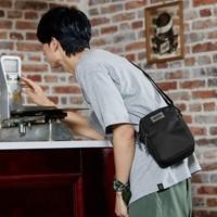 Semir 森马 a1D020531702 五哈推荐 男式复古学院单肩包斜挎包